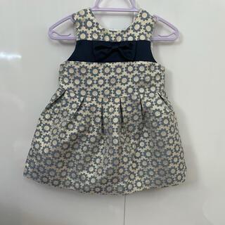 ベビーディオール(baby Dior)のハックルボーンズ  HUCKLE BONES LONDON ワンピース ドレス(ワンピース)