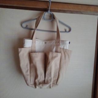 帆布のトートバッグ(トートバッグ)