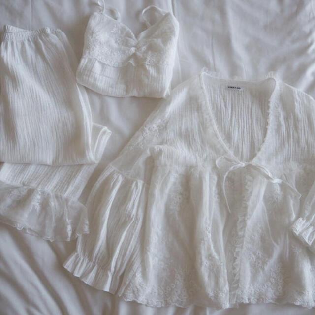 Kastane(カスタネ)のルームウェア3点セット レディースのルームウェア/パジャマ(ルームウェア)の商品写真