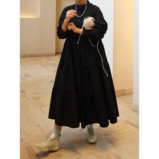 ドゥロワー(Drawer)のmachatt マチャット タキシードシャツドレス(ロングワンピース/マキシワンピース)