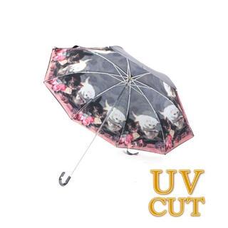 Maison de FLEUR - 【 axes femme ❤︎ 晴雨兼用日傘 】