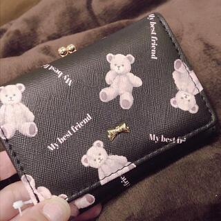 シマムラ(しまむら)のくまちゃんミニ財布(財布)