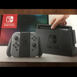 Nintendo Switch - Nintendo Switch グレー 本体  HAC-S-KA ソフト無し