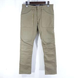 NONNATIVE 15aw CONTRACTOR JEANS C/P ARMY