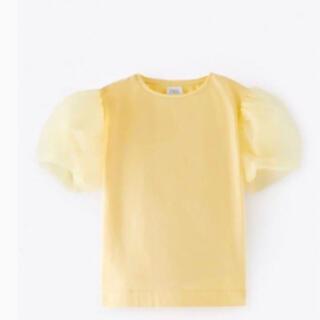 ザラ(ZARA)の新品ZARA kids チュールTシャツ 140(Tシャツ/カットソー)