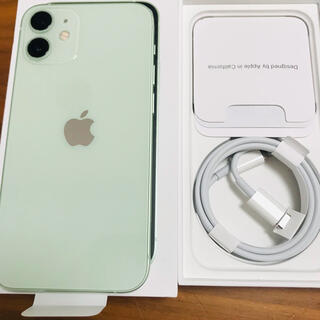 Apple - iPhone 12 mini グリーン 64GB SIMフリー