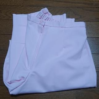 ナガイレーベン(NAGAILEBEN)のナガイレーベン 白衣 ズボン ピンク 未着用 LLサイズ(その他)