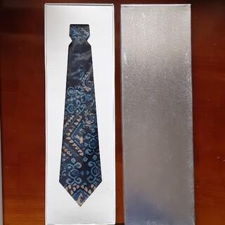藍染 ネクタイ