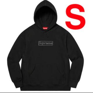 Supreme - Supreme KAWS logo Hooded Sweatshirt