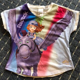 リーボック(Reebok)の新品 小さなプリンセスソフィア×Reebok Tシャツ(Tシャツ/カットソー)