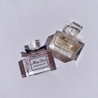 Dior - Dior   ミニ香水 2つセット