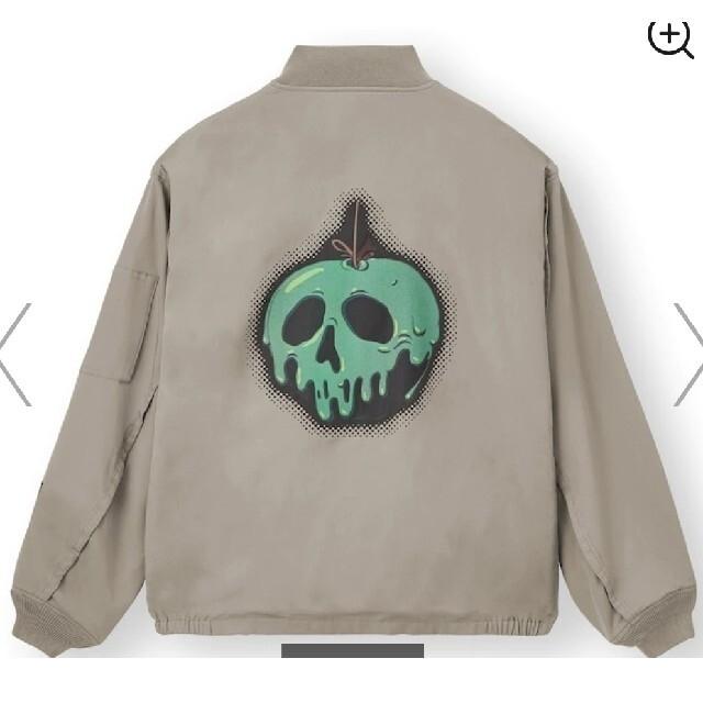 UNDERCOVER(アンダーカバー)のアンダーカバー GU ブルゾン L グレー メンズのジャケット/アウター(ブルゾン)の商品写真
