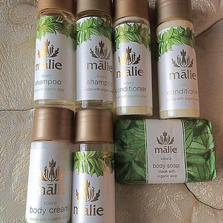 マリエオーガニクス(Malie Organics)のMalie Organicsアメニティセット(サンプル/トライアルキット)