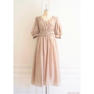 FRAY I.D - her lip to  Airy Volume Sleeve Dress ドレス