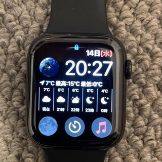 Apple Watch - Apple Watch Series 4 44mm ブラックステンレス