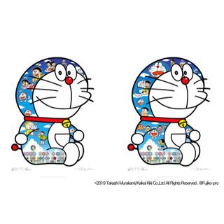 村上隆 ポスター2枚セット(ポスター)