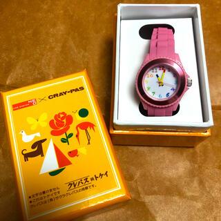 サクラクレパス(サクラクレパス)のサクラクレパス柄*腕時計 🖍(腕時計)