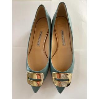 ペリーコ(PELLICO)のPELLICO靴(ブルー)(バレエシューズ)
