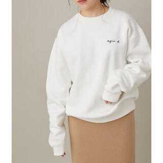 Adam et Rope' - 【agnes b. pour ADAM ET ROPE'】SWEAT SHIRT