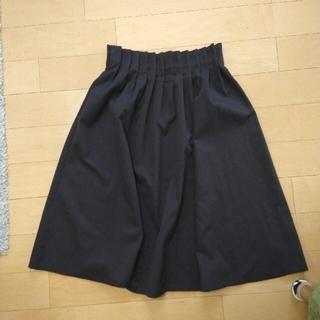 オシャレウォーカー スカート ブラック