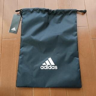 アディダス(adidas)の【新品】アディダス ナイロンバッグ 巾着 adidas(その他)