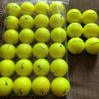 ナイキ(NIKE)のゴルフボール ナイキ TI-VELOCITY 30個(ゴルフ)
