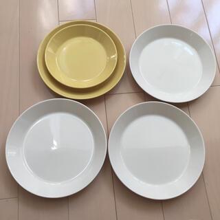 イッタラ(iittala)のイッタラ ティーマ プレート イエロー ホワイト(食器)