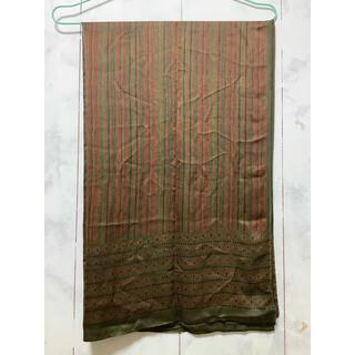 アンティックバティック(Antik batik)のANTIK BATIK アンティックバティック 大判ストール シルク(ストール/パシュミナ)