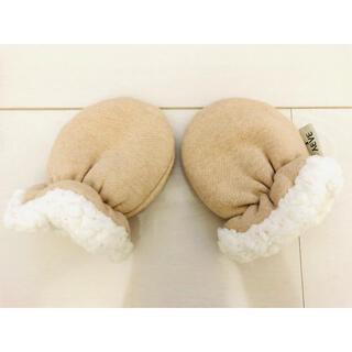 ベビー 手袋 ミトン 0〜6ヶ月(手袋)