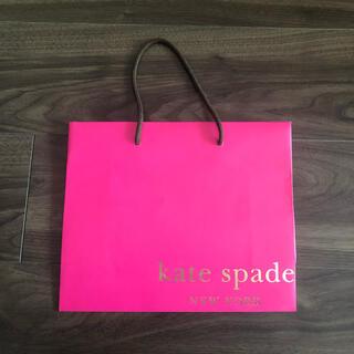 ケイトスペードニューヨーク(kate spade new york)のkate spade ショッパー 紙袋 ショップ袋(ショップ袋)