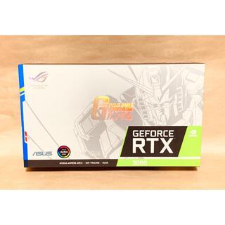 RTX 3080 ROG-STRIX-RTX 3080-O10G-GUNDAM(PCパーツ)