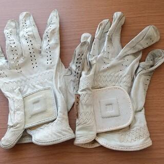 オノフ(Onoff)のOnoffゴルフグローブ左手用23cm二枚セット(その他)