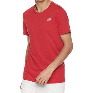 ニューバランス(New Balance)のnewbalance Tシャツ 赤(Tシャツ/カットソー(半袖/袖なし))