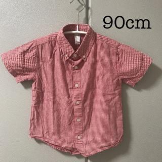 American Apparel - アメリカンアパレル チェックシャツ 90cm