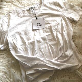 ZARA - ZARAザラ♡デザイン Tシャツ