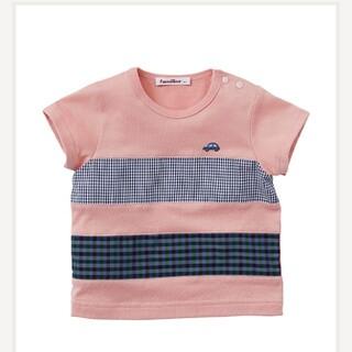 familiar - ファミリア 大人気完売 Tシャツ 新品 サイズ90