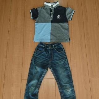 タケオキクチ(TAKEO KIKUCHI)の子供服 120cm(Tシャツ/カットソー)