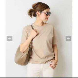 ドゥーズィエムクラス(DEUXIEME CLASSE)の新品タグ付き未試着 Deuxieme Classe neat Tシャツ(Tシャツ(半袖/袖なし))