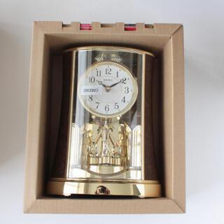 セイコー(SEIKO)の新品 置時計 セイコー SEIKO BY427B 保証書付 定価8,500円(置時計)