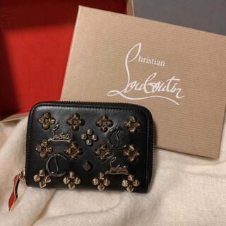 クリスチャンルブタン(Christian Louboutin)のクリスチャンルブタン コンパクトウォレット ミニ財布(財布)