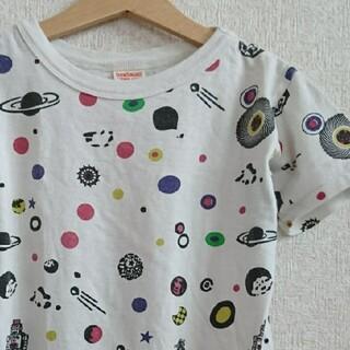 DENIM DUNGAREE - デニムダンガリー Tシャツ 140