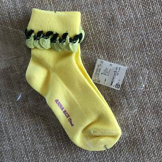 アナスイミニ(ANNA SUI mini)の新品試着なしアナスイミニ20〜22センチ❗️専用です(靴下/タイツ)