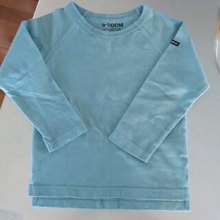 ナルミヤ インターナショナル(NARUMIYA INTERNATIONAL)のb・ROOM☆ベーシックラグランTシャツ☆100(Tシャツ/カットソー)