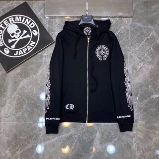 Chrome Hearts - 超人気  Chrome Hearts パーカー S-XL