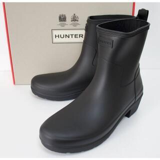 ハンター(HUNTER)の定価18000 新品 本物 HUNTER 靴 ブーツ JP24 171(レインブーツ/長靴)