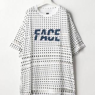 ファセッタズム(FACETASM)のFACE DOT BIG TEE(Tシャツ/カットソー(半袖/袖なし))