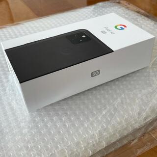 グーグルピクセル(Google Pixel)の【おうじ81様専用】Google Pixel 4a 5g SIMフリー9台セット(スマートフォン本体)