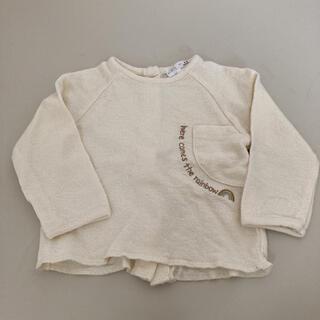 ザラ(ZARA)の【ザラ】女の子 長袖Tシャツ(Tシャツ)