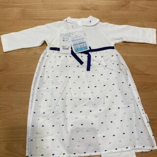 コンビミニ(Combi mini)のコンビミニ ベビー服 ラップクラッチ(カバーオール)