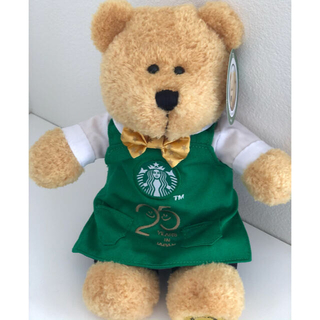 Starbucks Coffee - スターバックス☆ ベアリスタ25YEARS